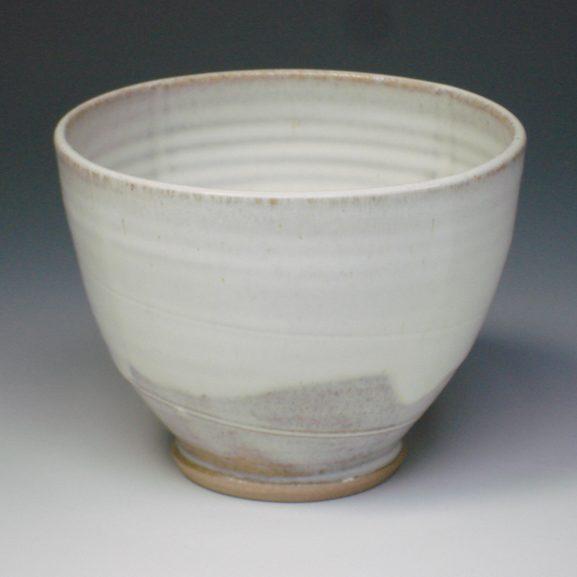 Squareware bowl winter white