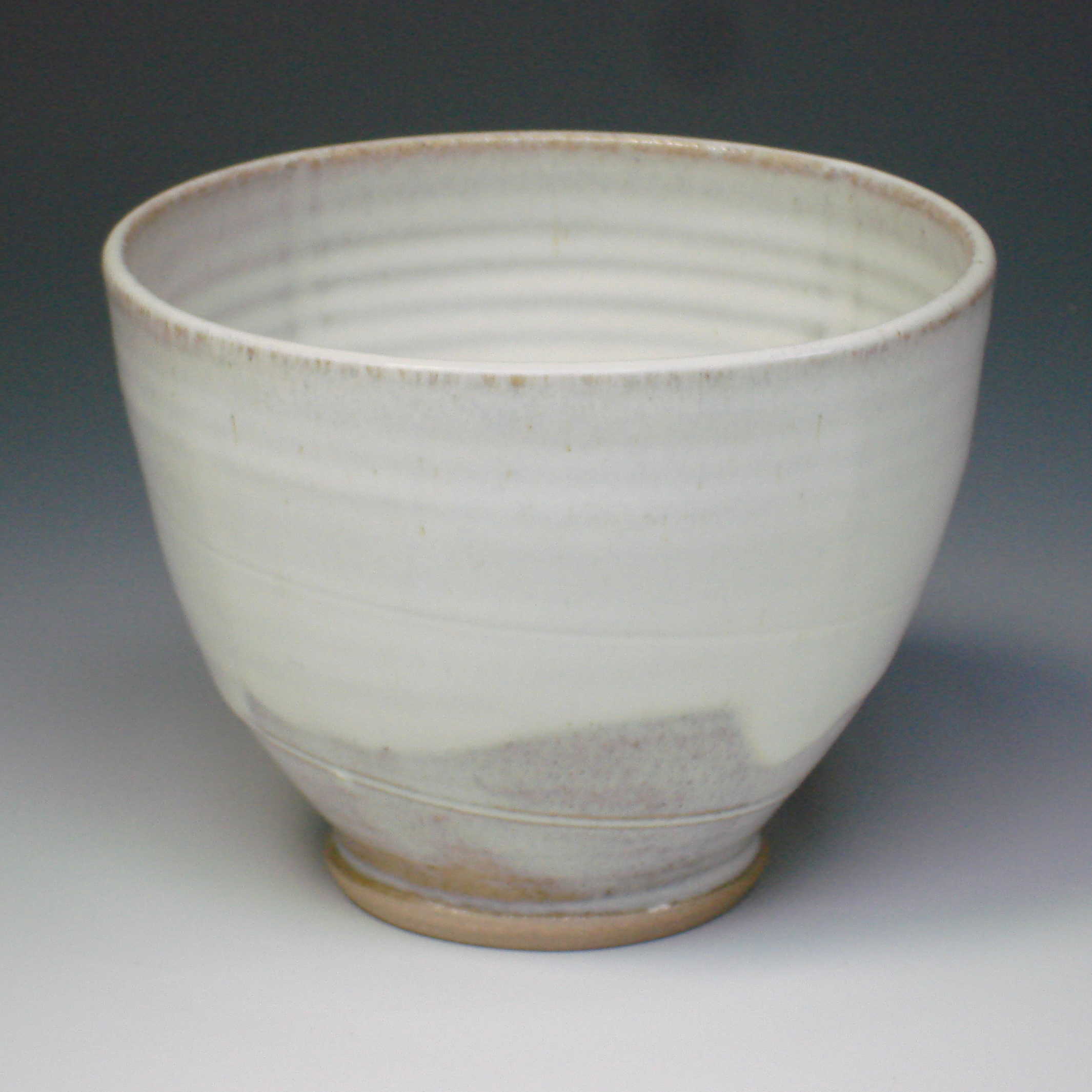 Squareware bowl winter white
