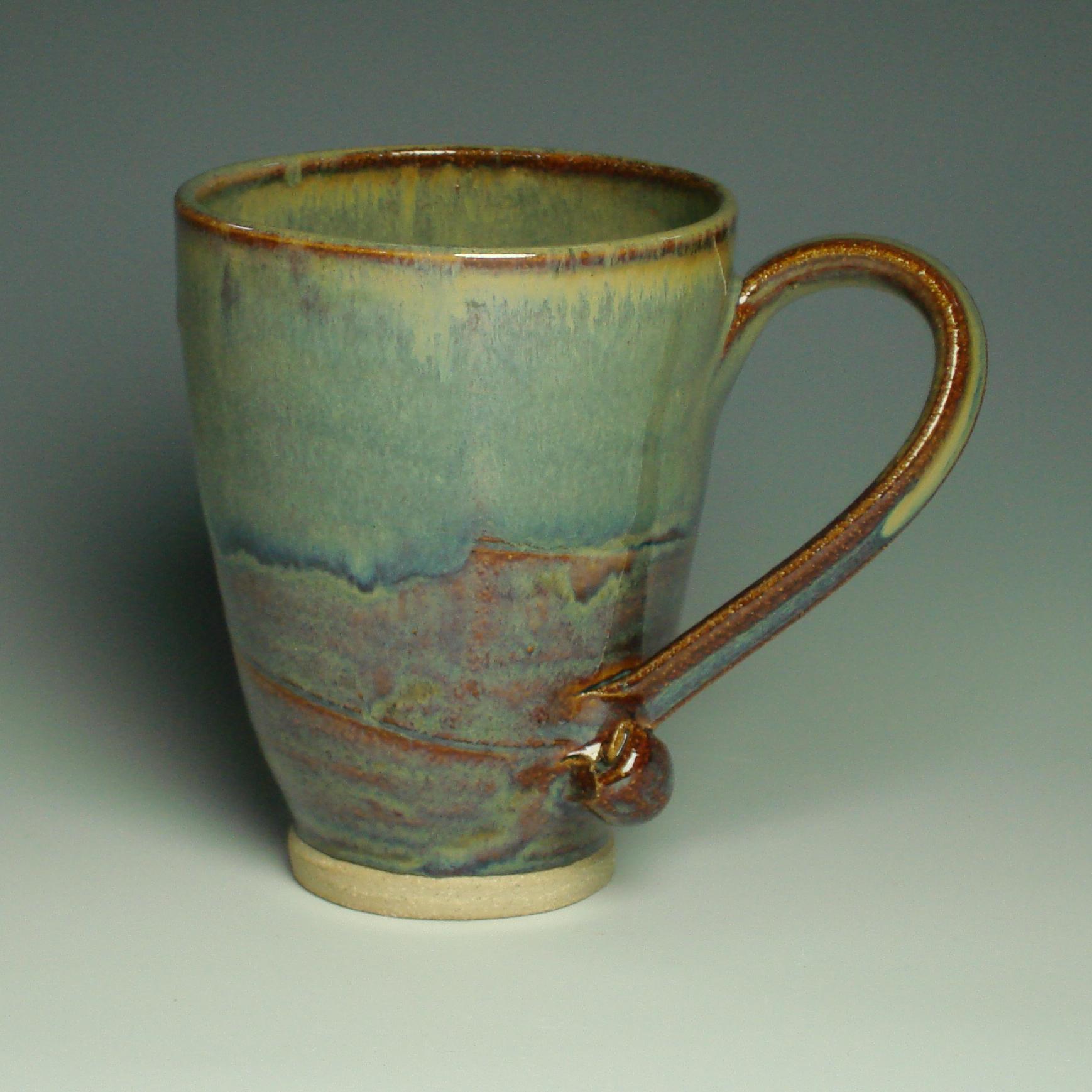 Squareware Autumn Mug