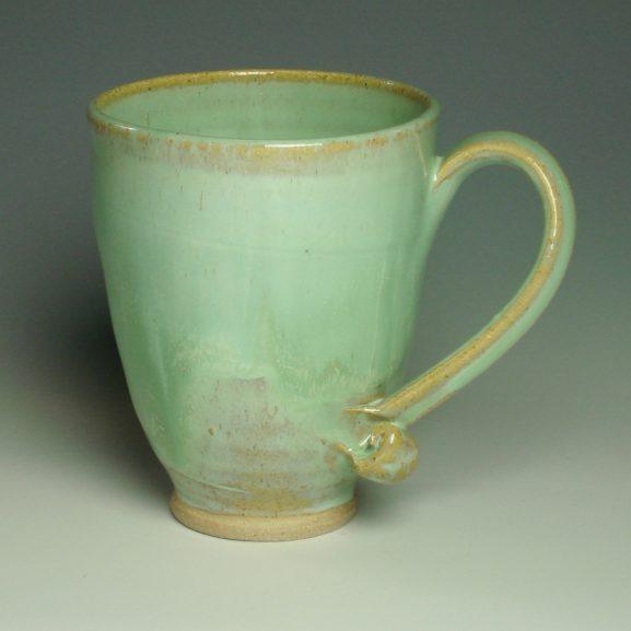 Squareware Spring Green Mug