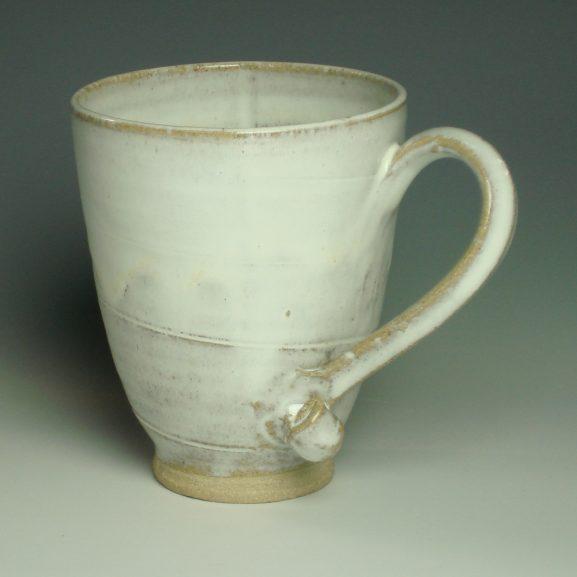 Squareware Winter White Mug