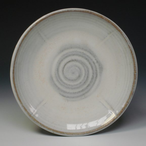 Serving Plate - Winter White