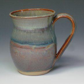 Round mug - Autumn