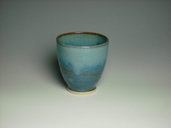 Beaker blue