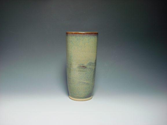 Ceramic autumn vase